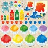 【洋食・カフェ(6916)】デコレーションシール(受注生産品)