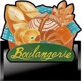 【パン カフェ Boulangerie】デコレーションパネル