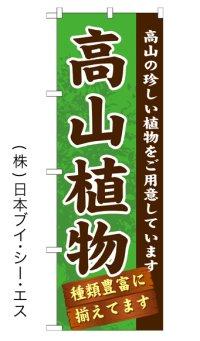 【高山植物】のぼり旗