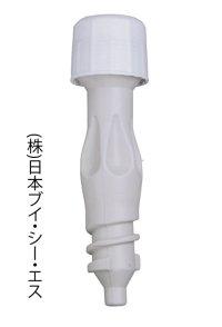 【角形のぼり注水台/16L(白)用 ポール台消耗品 芯棒】