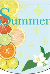 【Summer】変形タペストリー
