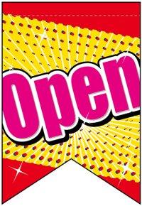 【open】変形タペストリー