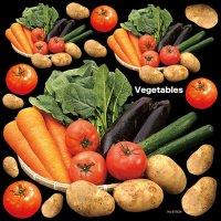 【野菜】デコレーションシール