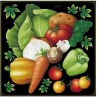 【野菜盛り合わせ】デコレーションシール
