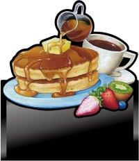 【ホットケーキ】デコレーションパネル