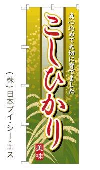 【こしひかり】特価のぼり旗