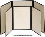 【6P 三折 クリアタイプ B5】メニューブック