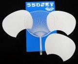 手作りうちわセット(小)500袋セット(1袋あたり@60円)税別