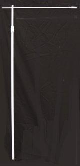 【中のぼりポール】のぼりサイズ300×900mm専用ポール