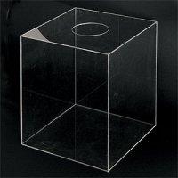 【アクリル抽選箱 透明】※代引不可商品